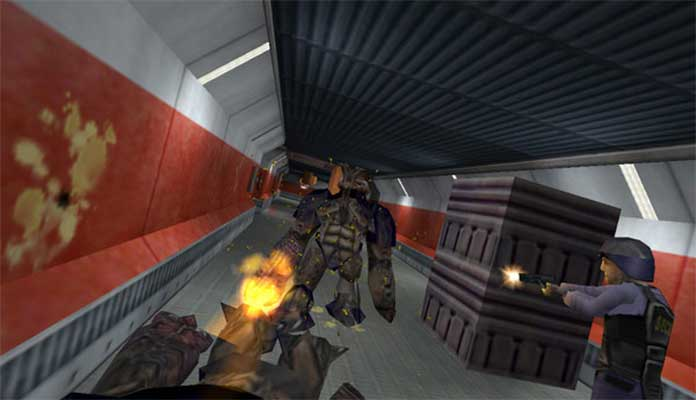 Half-Life Doom Odisseia de Um Bit