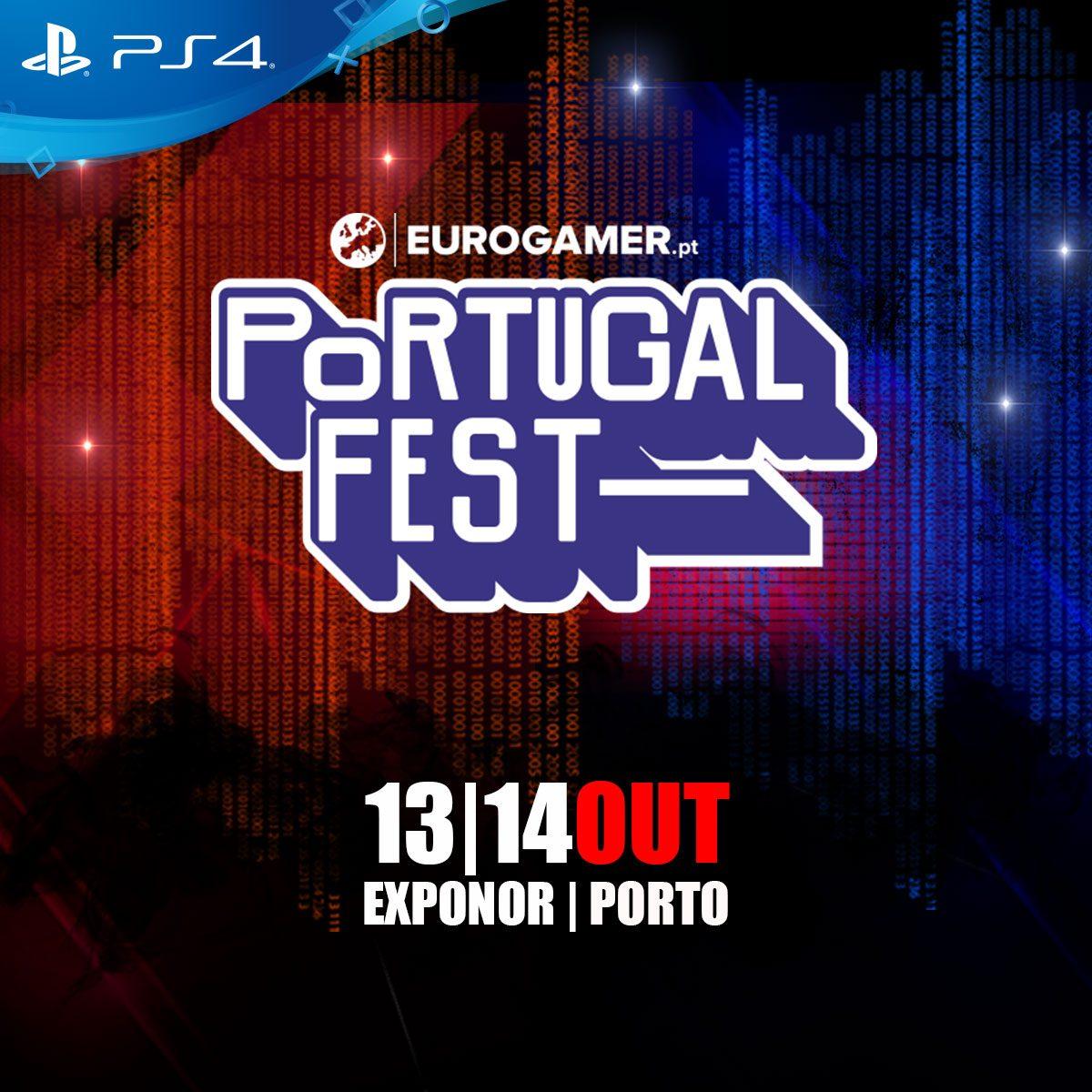 Playstation Eurogamer Portugal Fest 2018