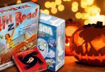 Halloween jogos