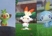 Pokémon Shield / Sword