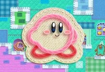 Kirby Epic Yarn