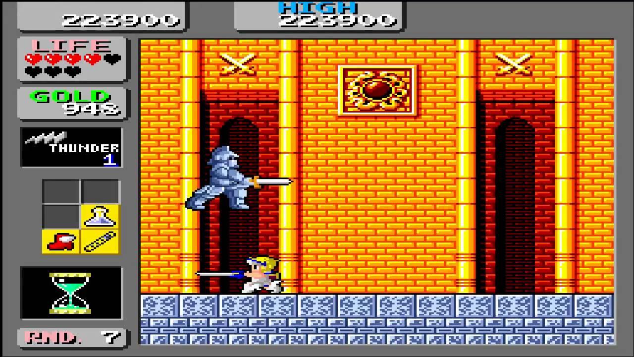 Sega Ages Wonder Boy