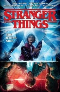Stranger Things: The Other Side by Jodi Houser