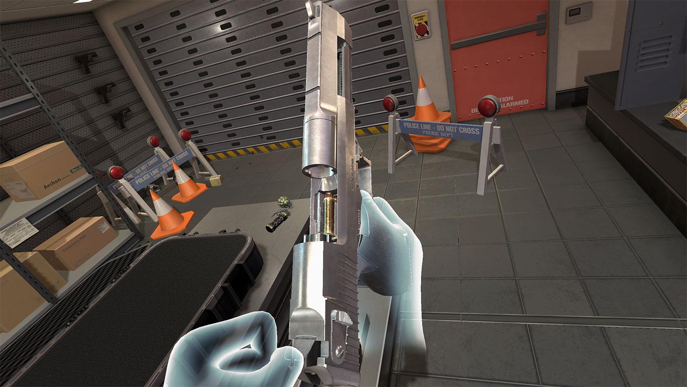 Gun Club VR