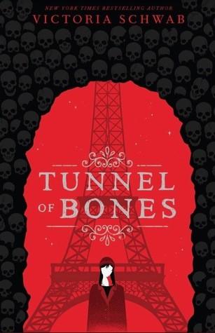 Tunnel of Bones (Cassidy Blake #2) by Victoria Schwab