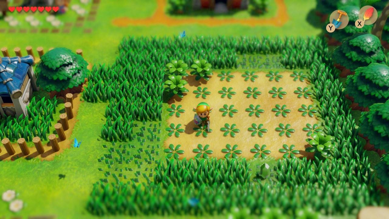 The Legend of Zelda Link's Awakening | Análise | Squared Potato