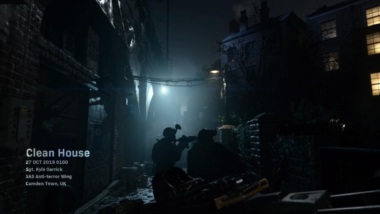 Call of Duty Modern Warfare PS4 PC Screenshot 2