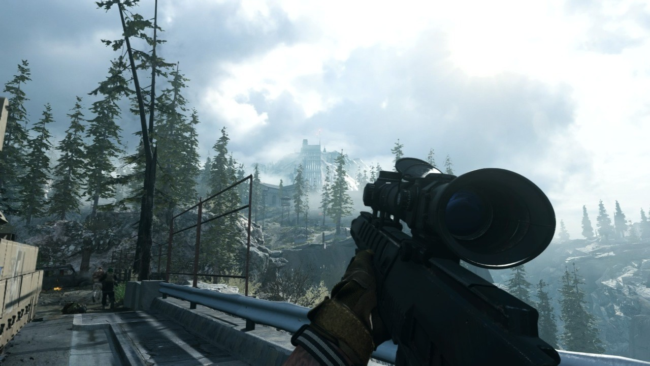Call of Duty Modern Warfare PS4 PC Screenshot 1