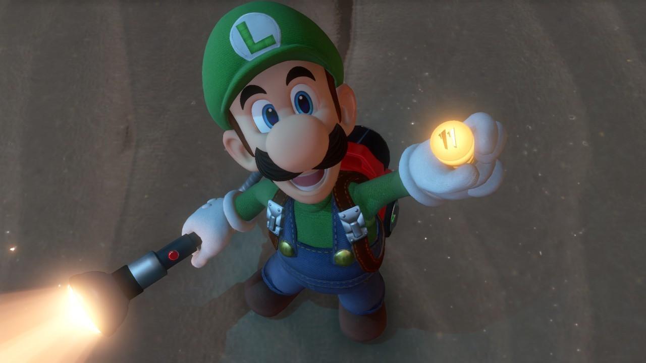Luigis mansion 3- Nintendo Switch- Screenshot 4