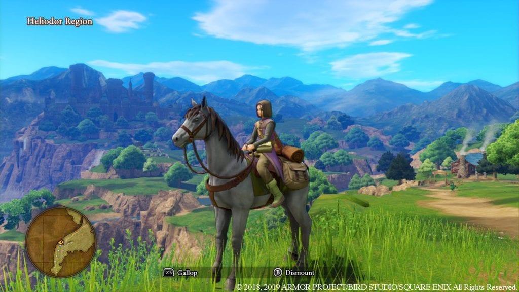 Dragon Quest XI S Definitive Edition