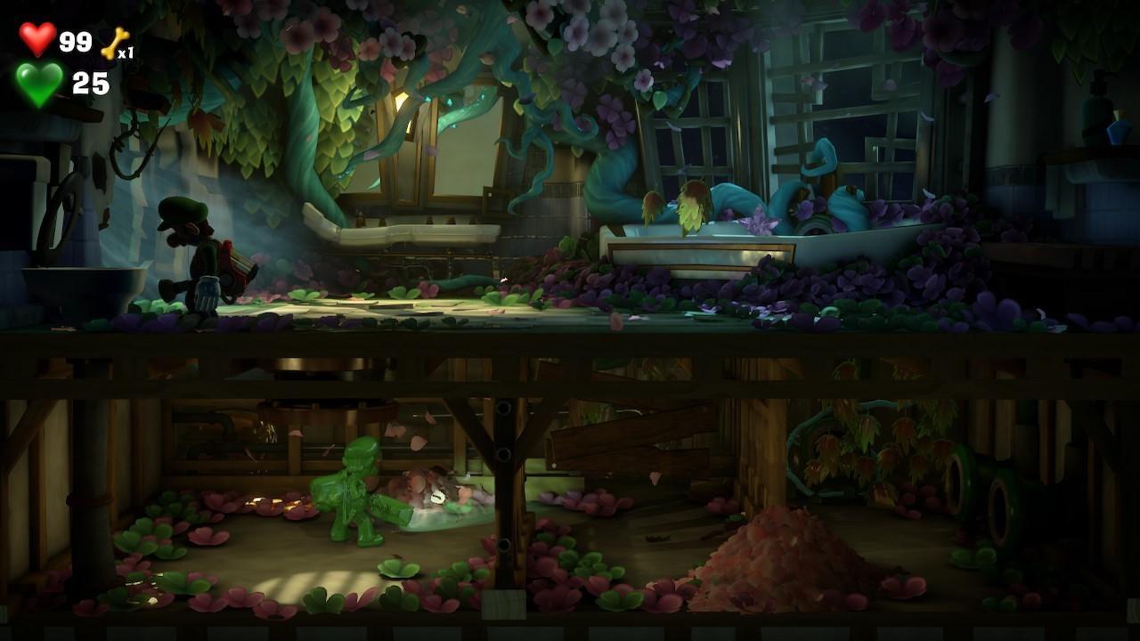 Luigi's Mansion 3 Screenshot 2 Nintendo Switch