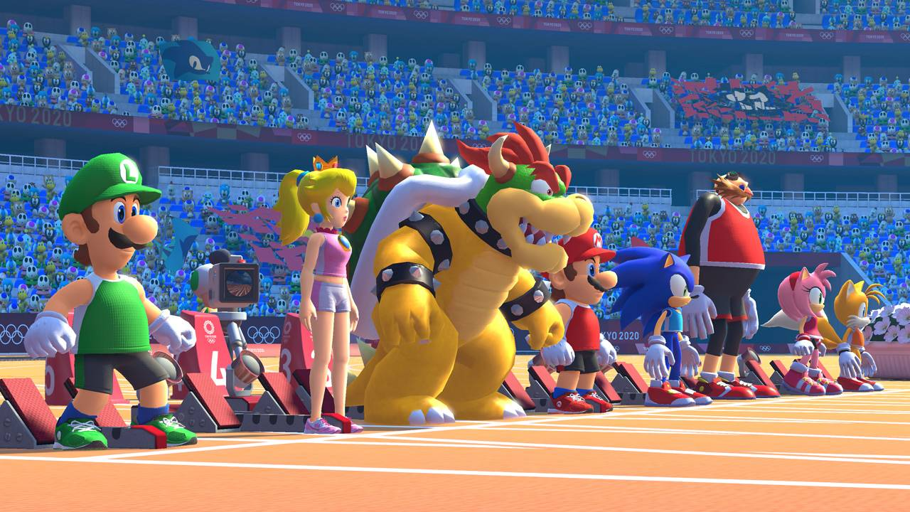 Mario & Sonic nos Jogos Olímpicos: Tóquio 2020