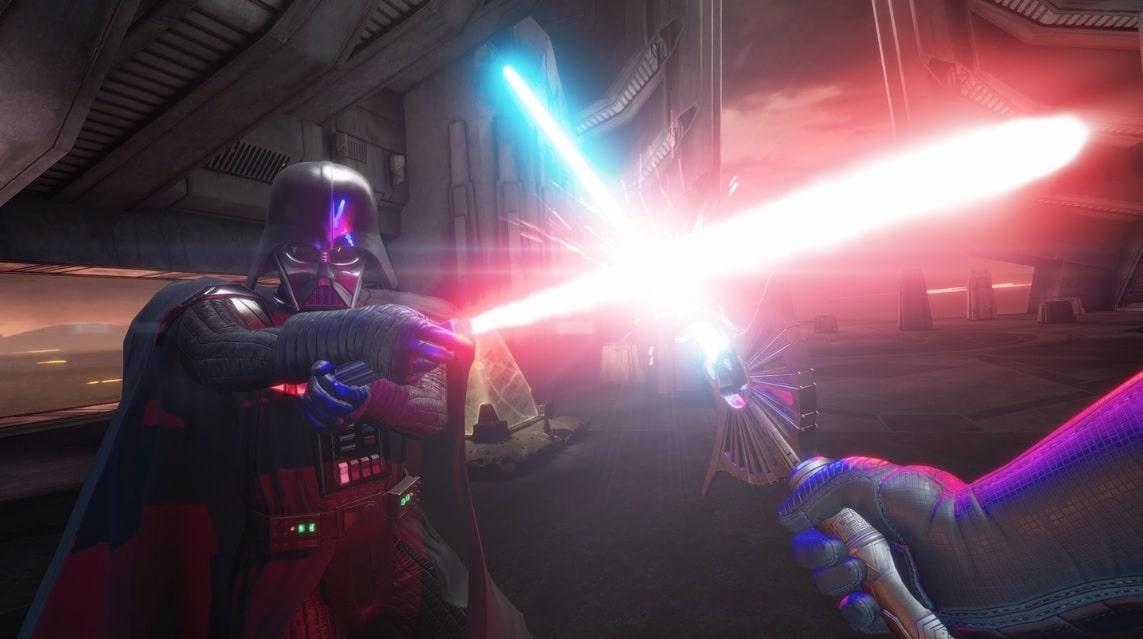 Vader Imortal Oculus Quest