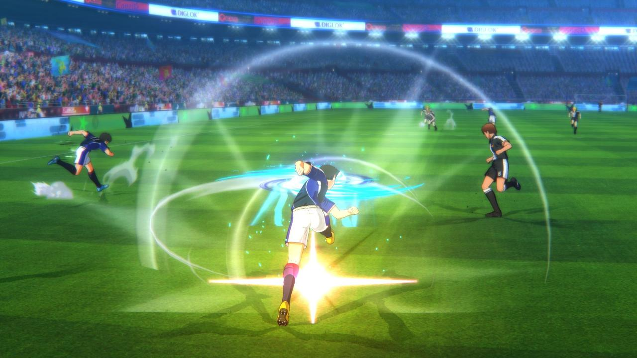Resultado de imagem para Captain Tsubasa: Rise of the New Champions