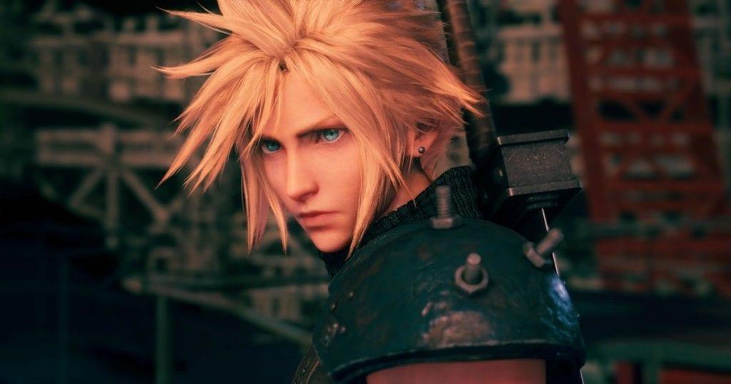 Cloud Strife (Final Fantasy VII Remake)