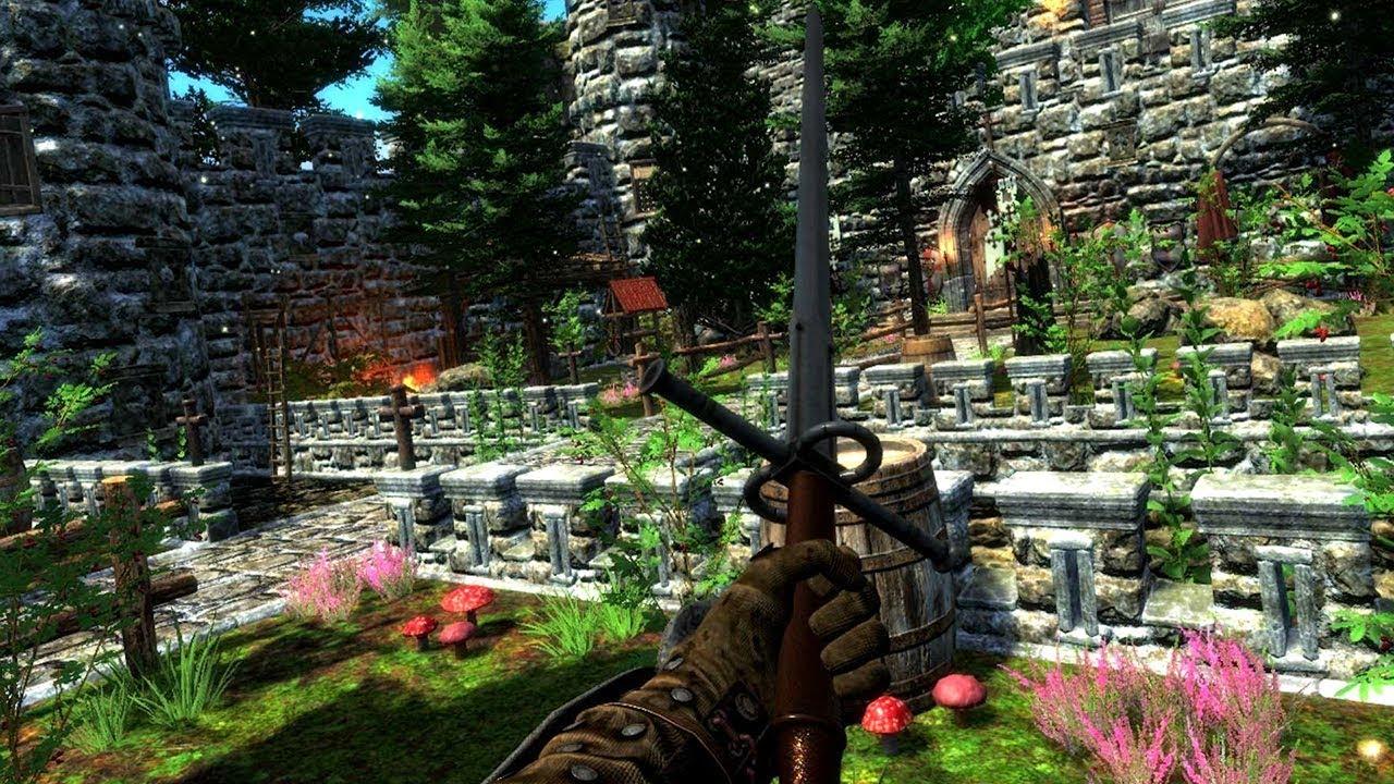 Shadow Legend VR PlayStation Oculus Steam