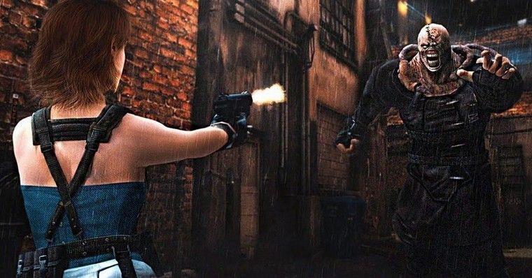 Nemesis (Resident Evil 3 Remake)