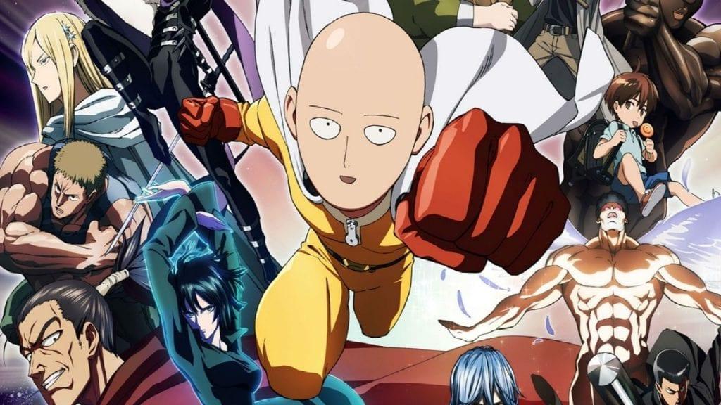 One Punch Man Crunchyroll
