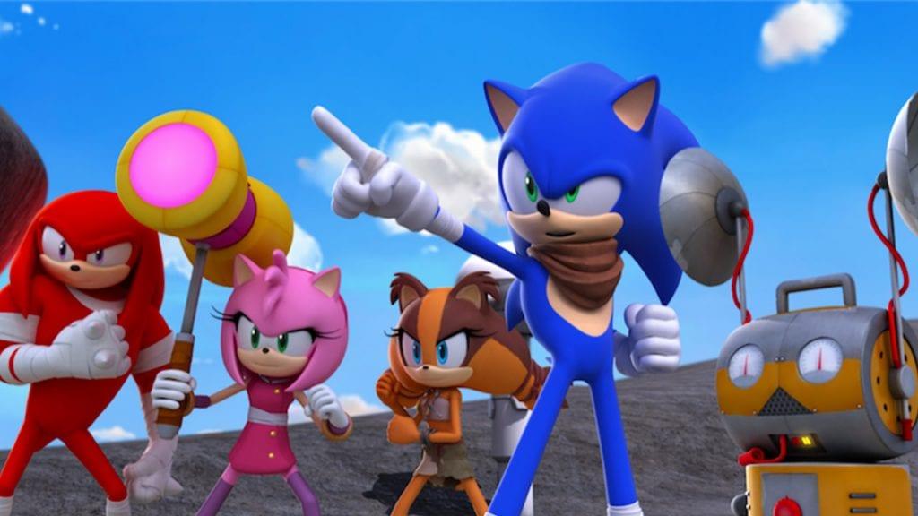 Sonic Boom Sic K