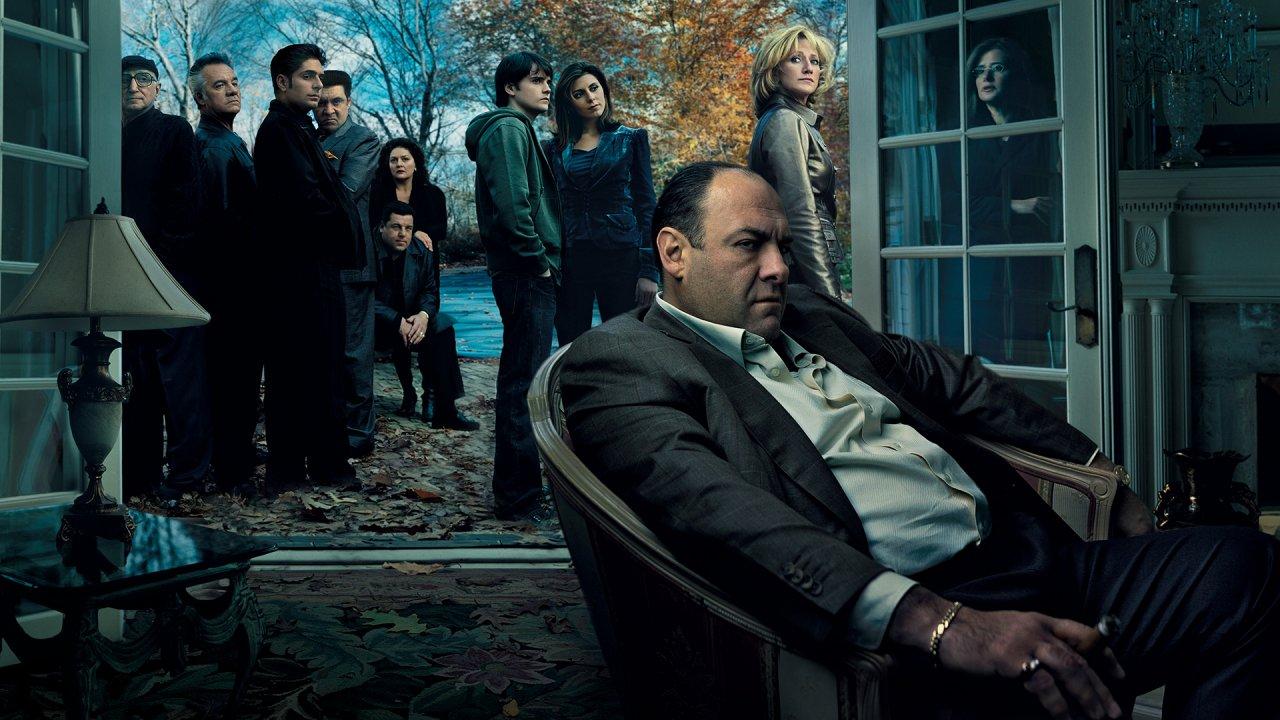 Os Sopranos HBO