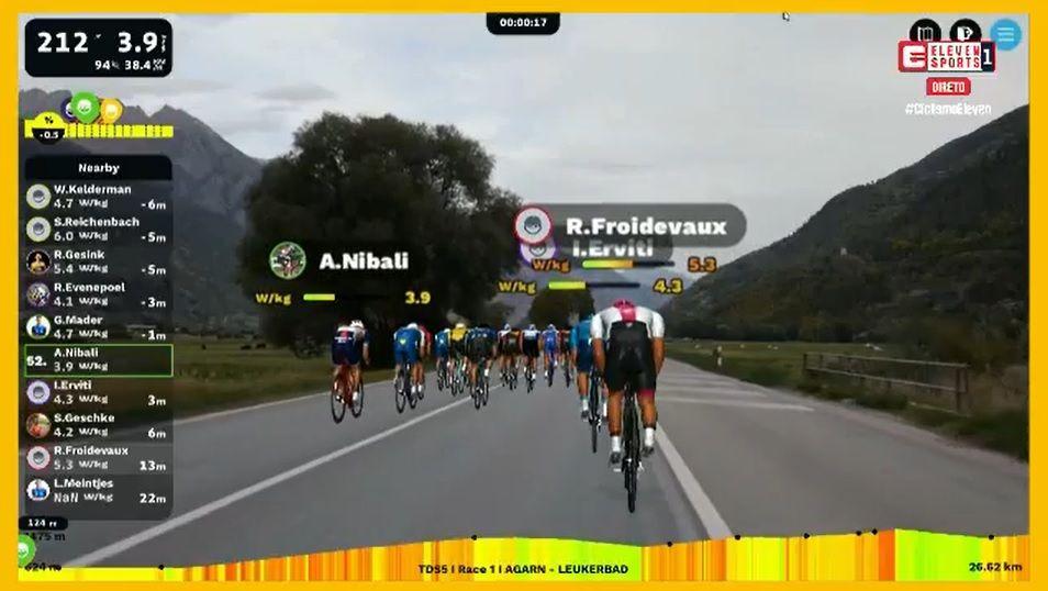 Eleven Sports The Digital Swiss 5 Series