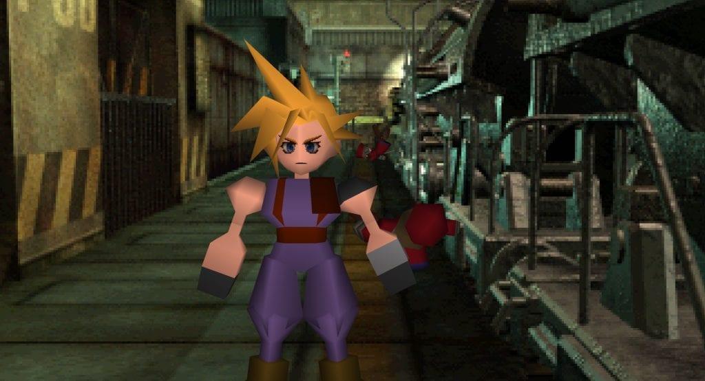 Final Fantasy VII Opening