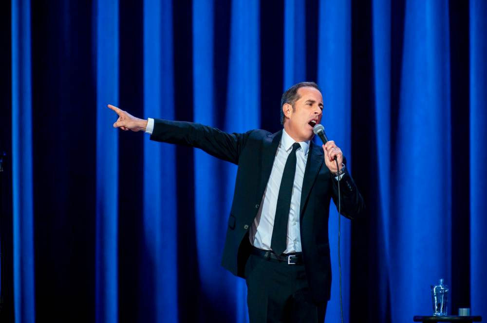 Jerry Seinfeld Comedy Special 2019 Netflix