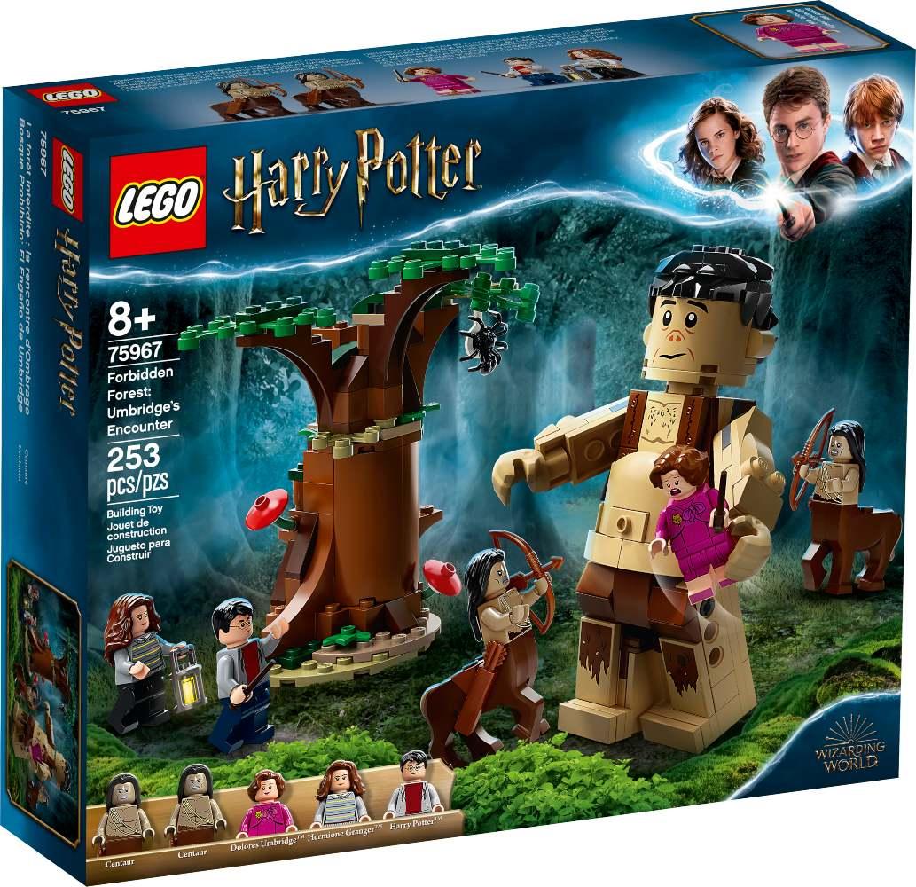 LEGO Harry Potter A Floresta Proibida: O Encontro de Umbridge (75967)