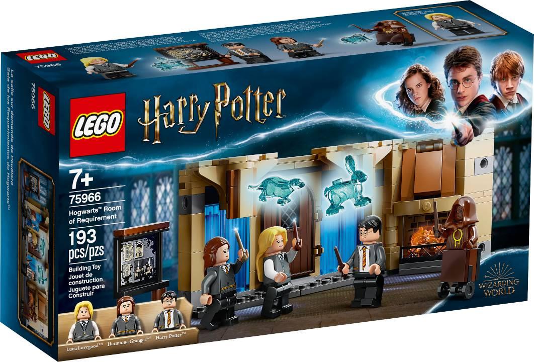 LEGO Harry Potter A Sala das Necessidades de Hogwats (75966)