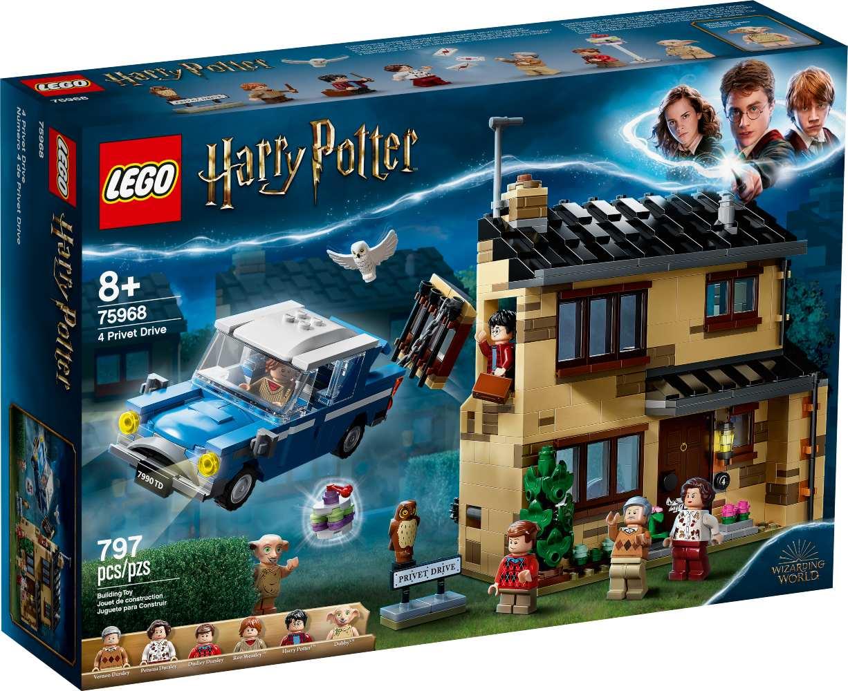 LEGO Harry Potter A Torre de Astronomia de Hogwarts (75969)