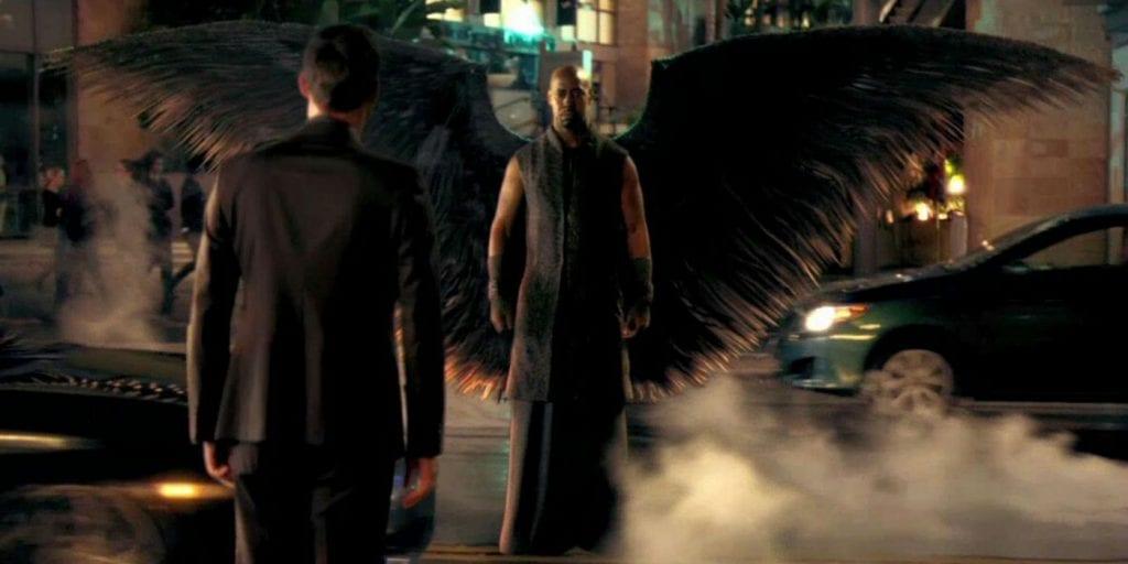 Lucifer Amenadiel Netflix