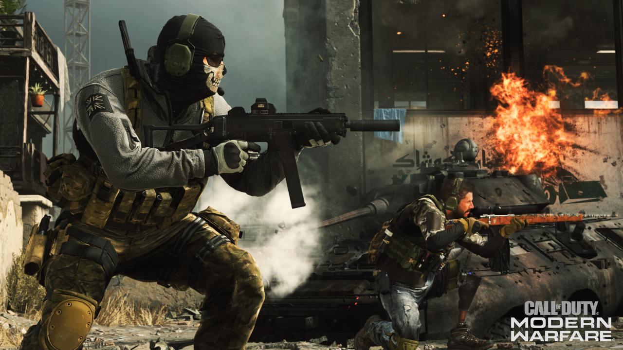 Modern Warfare Warzone Temporada 3