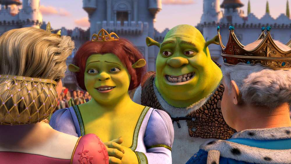 Shrek 2 HBO