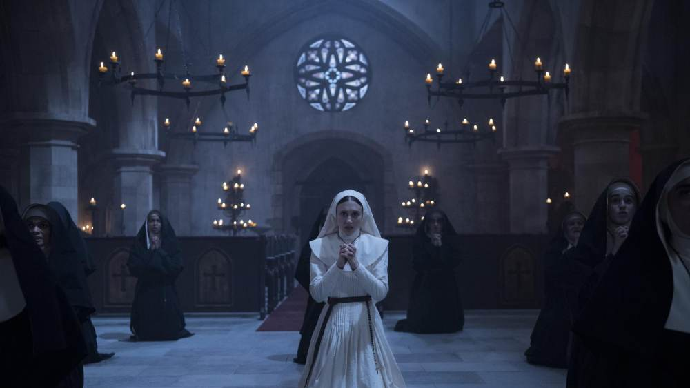 The Nun a Freira Maldita Netflix