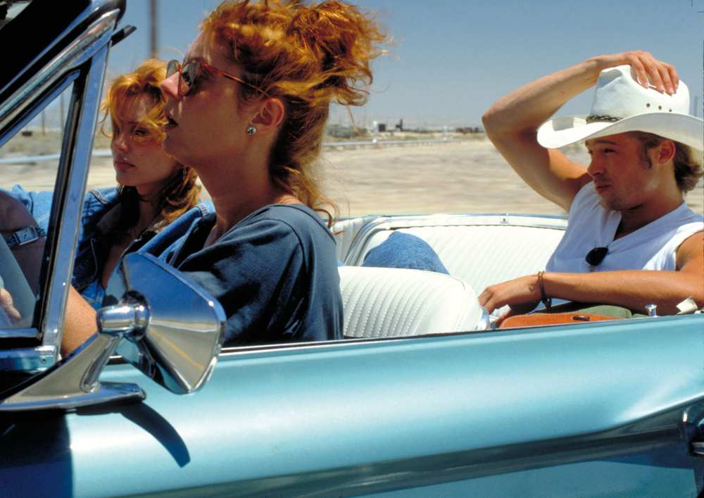 Thelma & Louise HBO