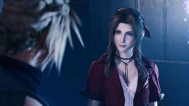 Aerith Gainsborough Final Fantasy VII Remake