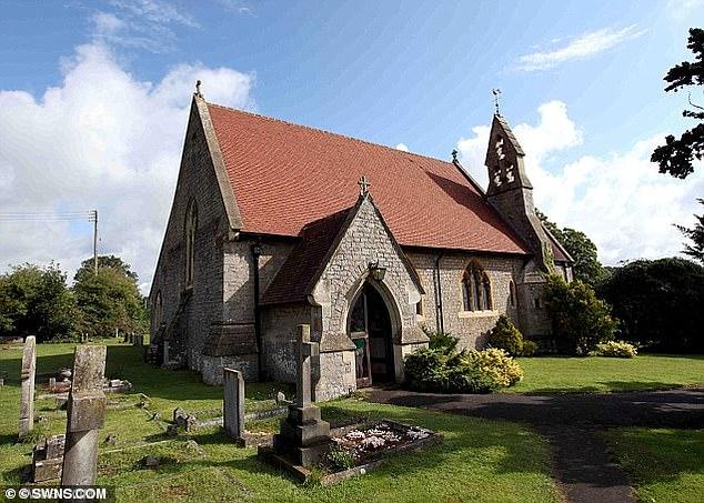 JK Rowling Church Cottage
