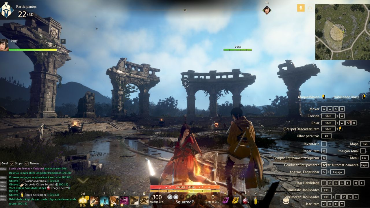 shadow arena pearl abyss Black Desert Online