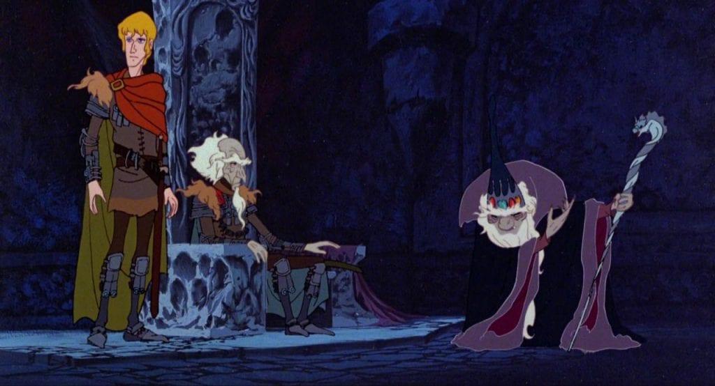 The Last Unicorn (1982) Rei Haggard