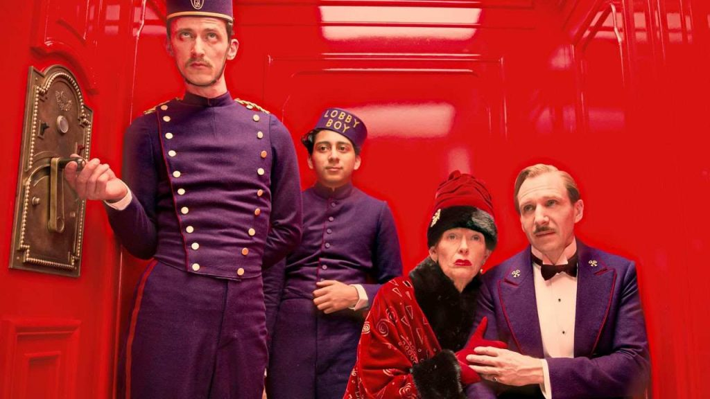 Grand Budapest Hotel Filmes HBO