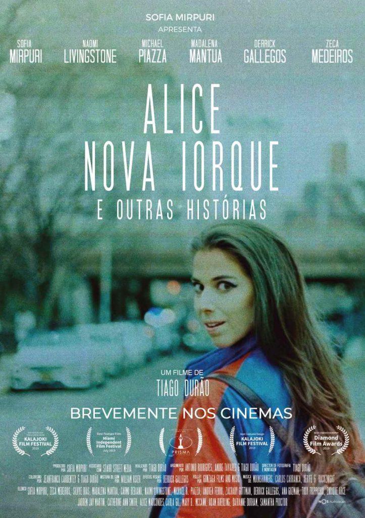Alice Nova Iorque e Outras Histórias