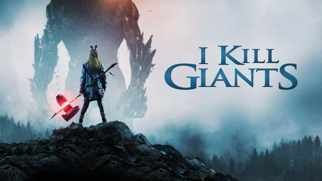 I Kill Giants - Eu Mato Gigantes-HBO-Portugal