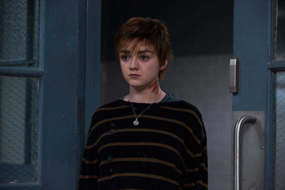 Rahne Sinclair (Maisie Williams) Os Novos Mutantes
