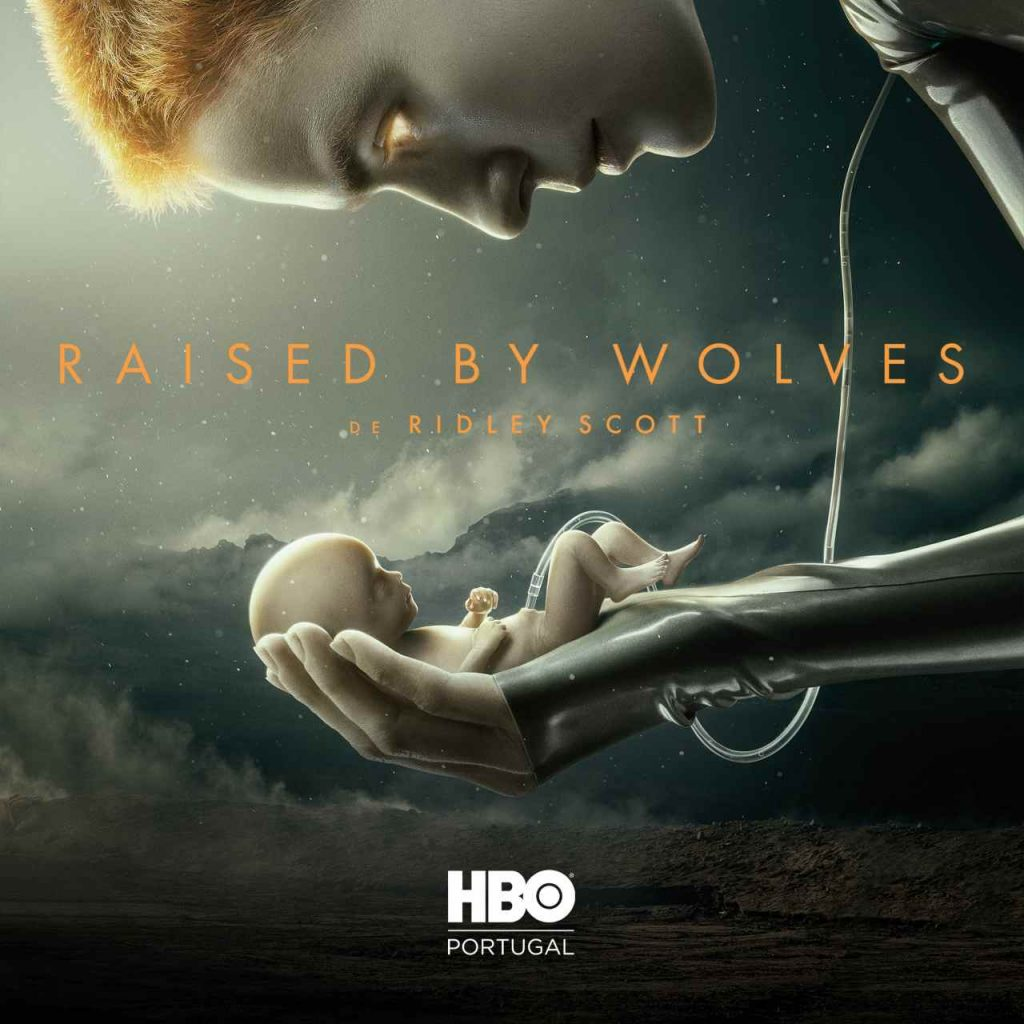 Raised By Wolves - Ridley Scott - HBO