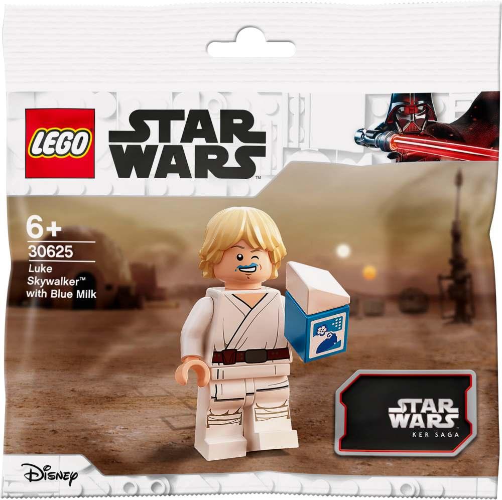 BLUE MILK LUKE MINIFIG GeonosisArena5 LEGO Star Wars_ The Skywalker Saga