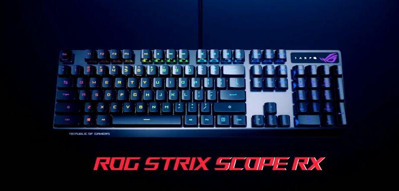 ROG Strix Scope RX
