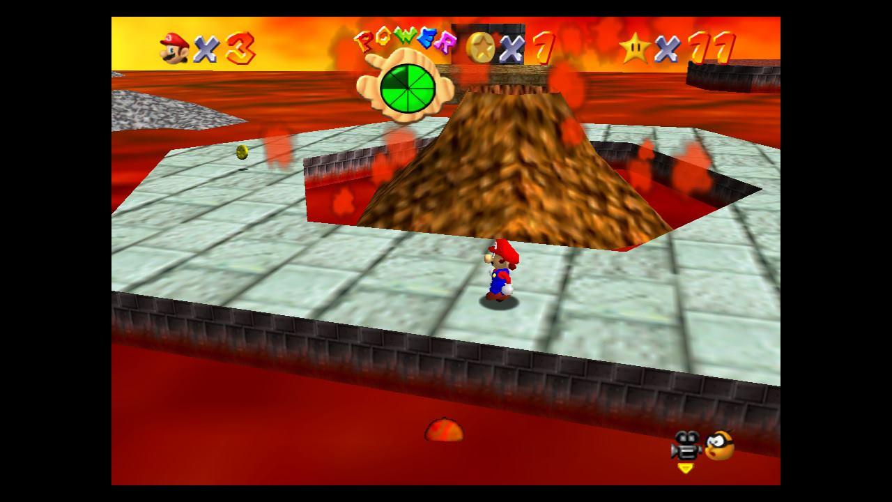 Super Mario 3D All Stars 64 1