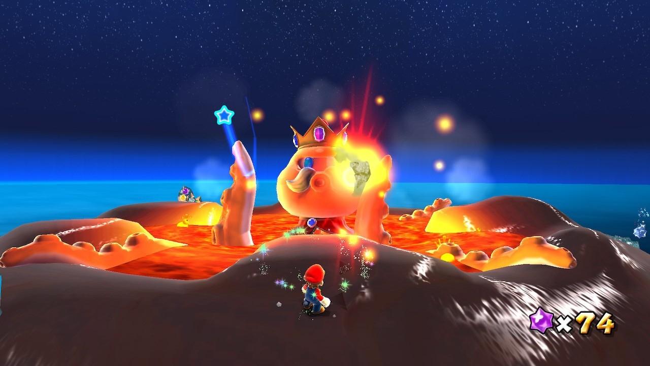 Super Mario 3D All Stars Galaxy 2