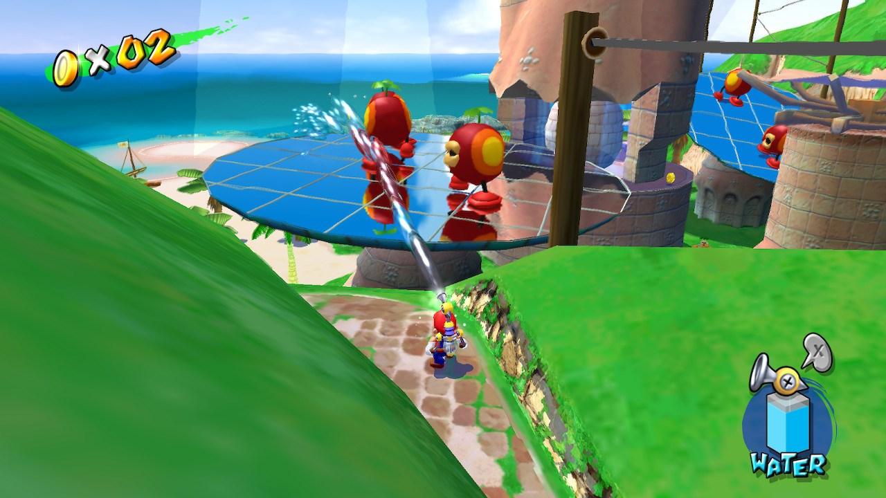 Super Mario 3D All Stars Sun 2