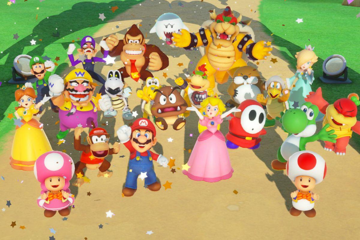 Super-Mario-Eventos